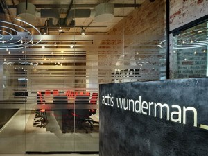 Actis Wunderman Fit Out