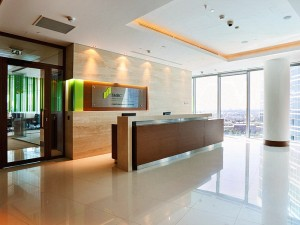 Sumitomo Banking Corporation Fit Out