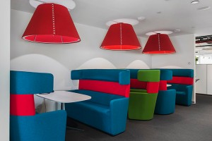 Swatch Group Fit Out
