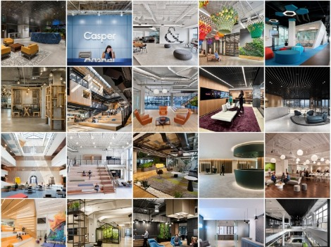 The Top 25 Most Popular Offices of 2017